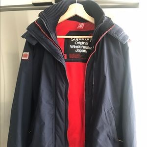 Super dry winter coat - Small